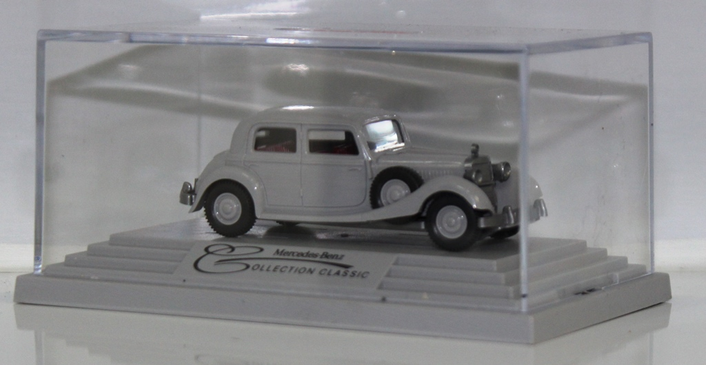 Wiking HO (1:87) Merceds anni 30/40 classic edition special in cofanetto