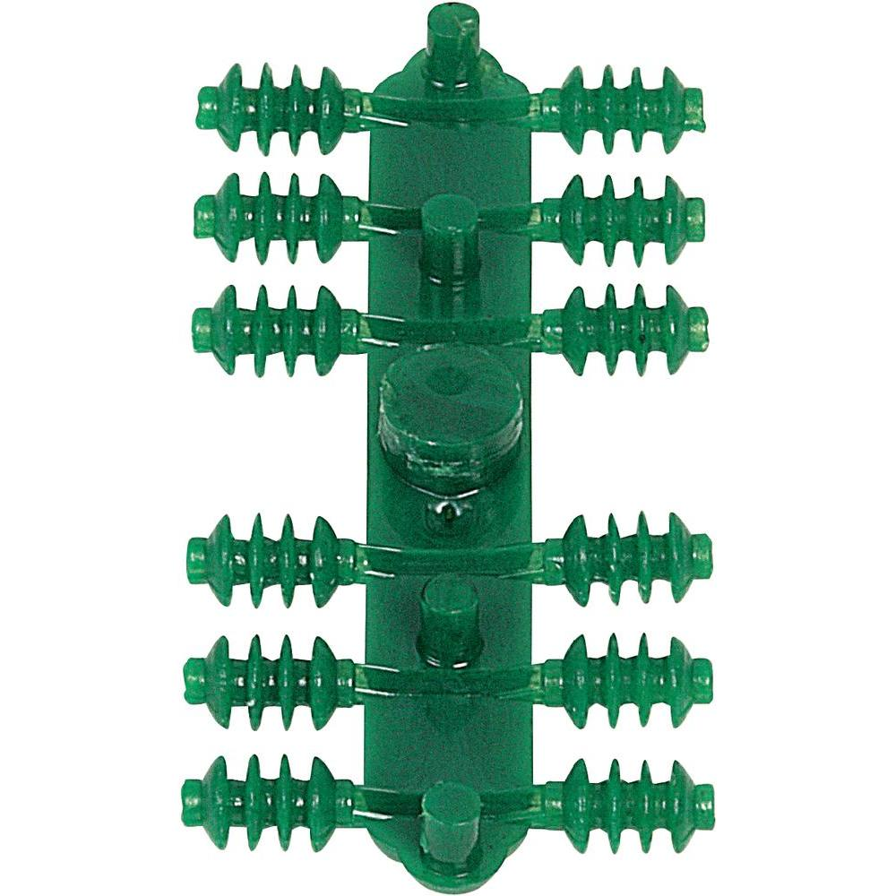 150 SOMMERFELDT KIT 24 ISOLATORI VERDE PER CATENARIA