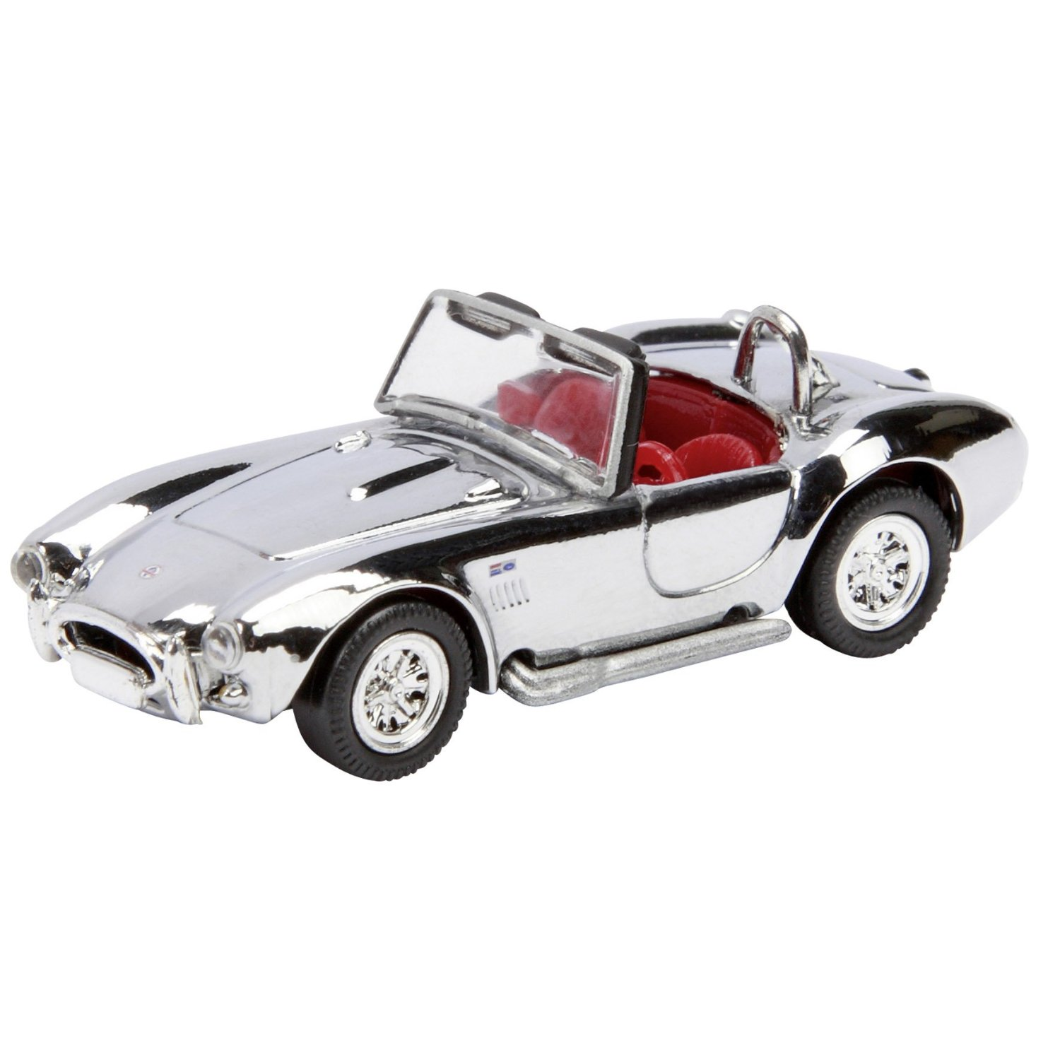 "25859 Schuco HO 1:87 Shelby AC Cobra ""concept chrome"""