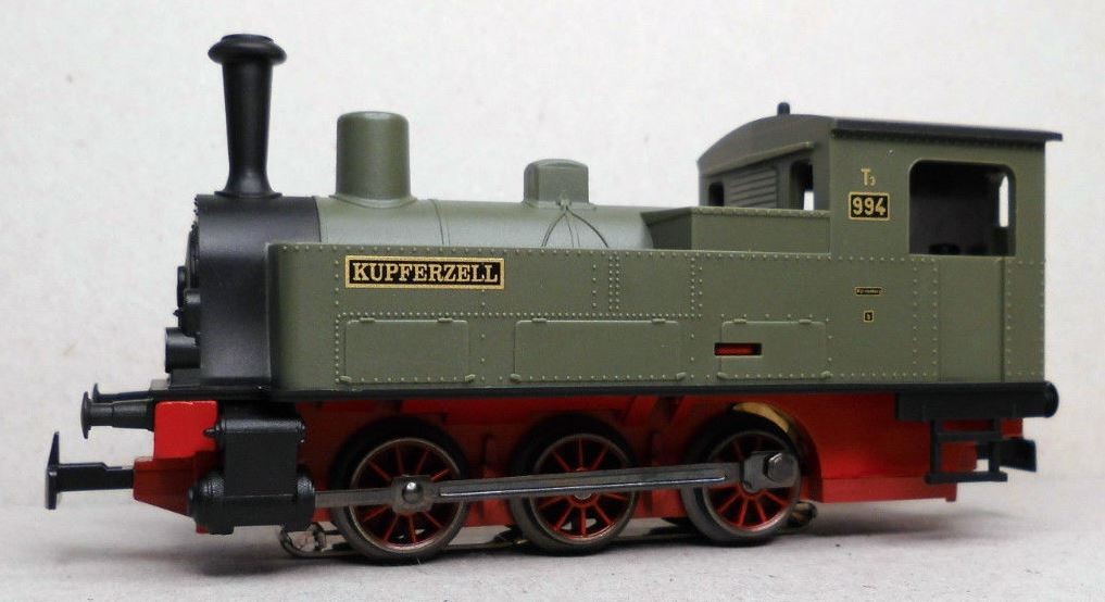 36140 Marklin HO 1:87 Loco vapore  T3 ferrovie Triberger Waldbahn digitale