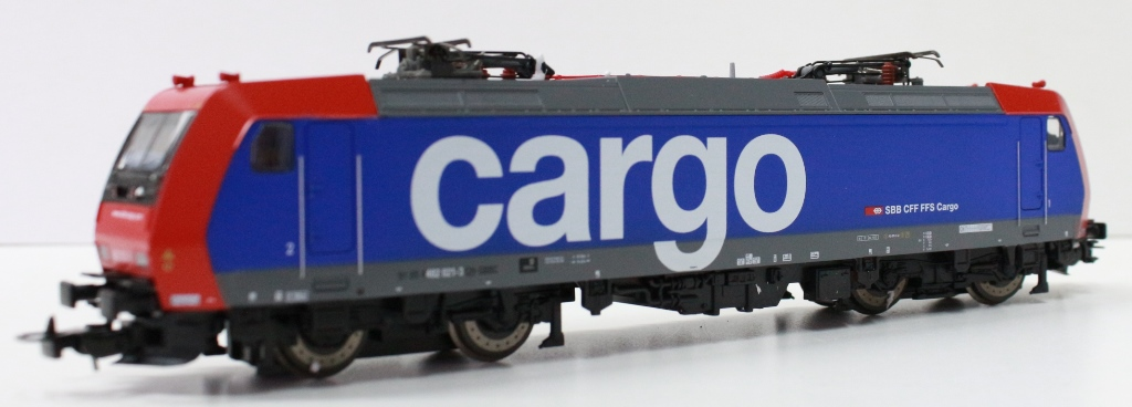 57187LDS PIKO LOCO ELETTRICA  FFS SBB Re482 CARGO  DIGITALE SOUND