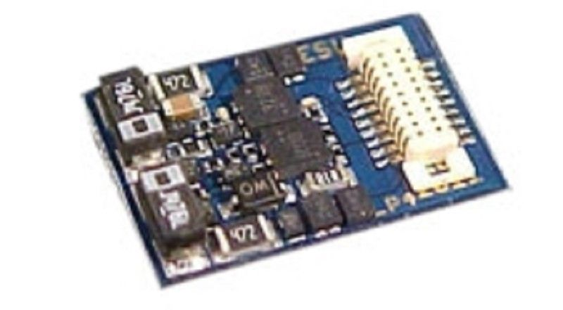 54689 Esu Decoder LokPilot micro V4.0, MM/DCC/SX  Next18 interface