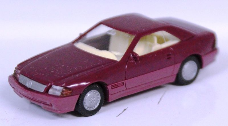 Wiking HO 1:87 Mercedes-Benz 500 SL