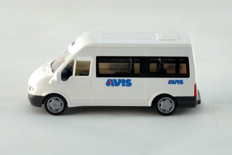 RZ-DOC 52513 Rietze SERIE SPECIALE HO 1:87 Ford Transit AVIS