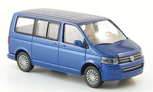030806 Wiking VW T5 Multivan OLYMPIA BLU scala 1:87