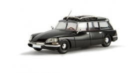 14209 BREKINA 1:87 HO Citroen Pallas DS Break nera