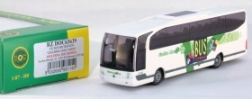 63639 Rietze H0 1:87 Bus Mercedes Benz Travego Giachino Linea Verde
