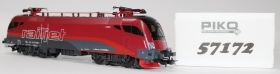57172-DS Piko HO Locomotore DIGITAL SOUND Taurus Railjet 1116.230 delle OBB ep V
