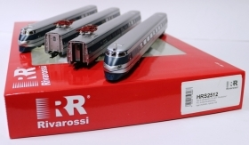 HRS2512 Rivarossi ETR 401 Set