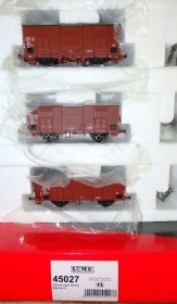 45027 Acme Set 3 carri chiusi