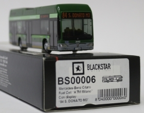 BS00006 BLACKSTAR BUS MERCEDES