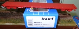 HJ6004 Jouef Carri pianale a c