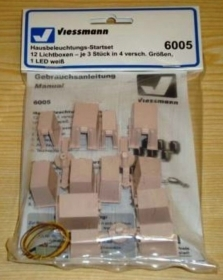 6005 Viessmann Box per illumin