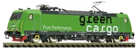 738807 Fleischmann locomotiva elettrica  RE 1426 Green Cargo scala N 1:160