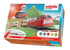 29302 Marklin HO My world Start Set completo Intercity scala 1:87