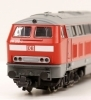 51312-LD Roco HO Loco diesel br 218 208-7 delle DB DCC digitale da start set