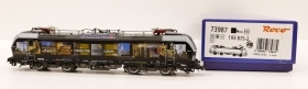 73987 Roco HO Locomotiva elettrica 193 MRCE Loc and More  DCC Sound