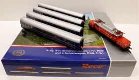 61468 Roco HO Set locomotiva B