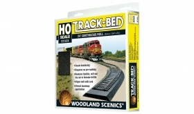 ST1474  Woodland Scenics rotolo in schiuma per base binari HO mt. 7,31