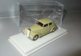 13054 Starmada by Brekina HO Mercedes Benz 220 colore beige scuro scala 1:87