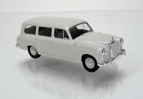 13450 Starmada by Brekina HO Mercedes Benz 180 Station Wagon grigio scala 1:87