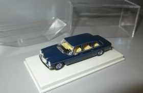 13400 Starmada by Brekina HO Mercedes Benz 220 D/8 lunga colore blu scala 1:87