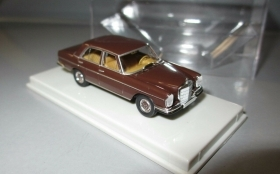 13101 Starmada by Brekina HO  Mercedes Benz 280 SE colore Marrone scala 1:87