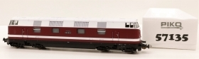 57135LDS Piko Loco diesel BR 118 522 2 delle DR digital sound da start set